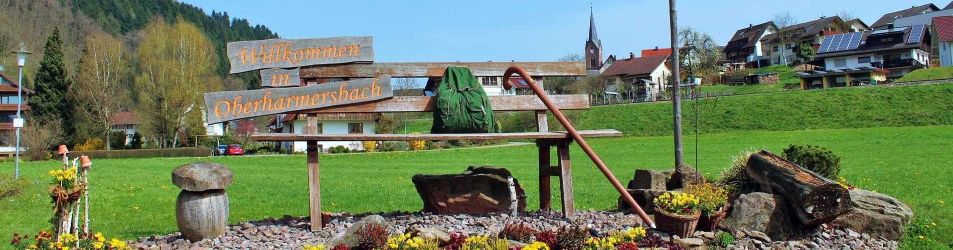 Willkommen in Oberharmersbach